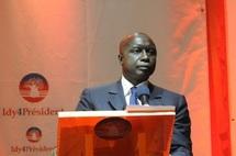Présidentielle 2012 - Temps d'antenne d'Idrissa Seck du vendredi 17 février 2012