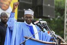 Présidentielle 2012 - Temps d'antenne d'Abdoulaye Wade du vendredi 17 février 2012