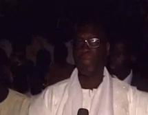Présidentielle 2012 - Temps d'antenne de Djibril Ngom du samedi 18 février 2012