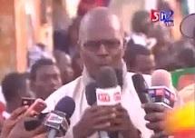 Présidentielle 2012 - Temps d'antenne d'Ousmane tanor Dieng du samedi 18 février 2012