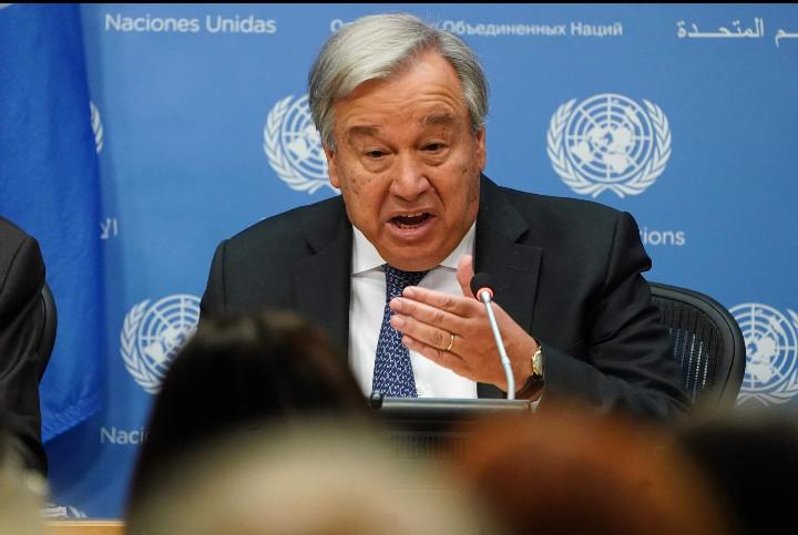 ONU: la vague de manifestations qui secoue le monde entier préoccupe Guterres