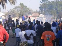 Rufisque : Le commissariat saccagé par des manifestants