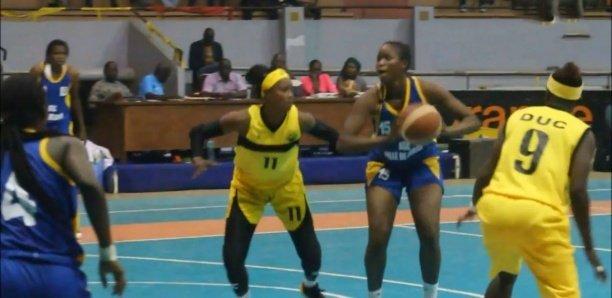 Basket féminin: l'Asc Ville de Dakar remporte le championnat pour la première fois