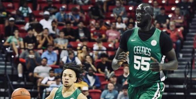 NBA : Mauvaise nouvelle pour le Sénégalais Tacko Fall