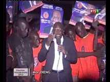 Présidentielle 2012 - Temps d'antenne de Mor Dieng du dimanche 19 février 2012