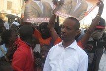 Présidentielle 2012 - Temps d'antenne d'Oumar Khassimou Dia du dimanche 19 février 2012