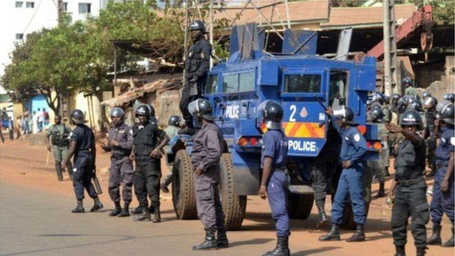 Manifestations en Guinée: 300 ressortissants d'Afrique de l'Ouest  dont 46 Sénégalais arrêtés