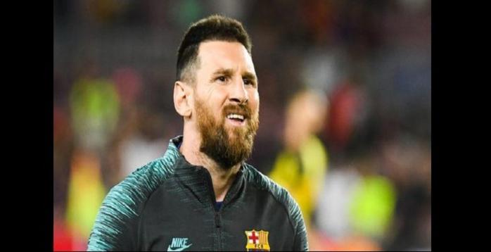 Lionel Messi désigne son attaquant favori de tous les temps
