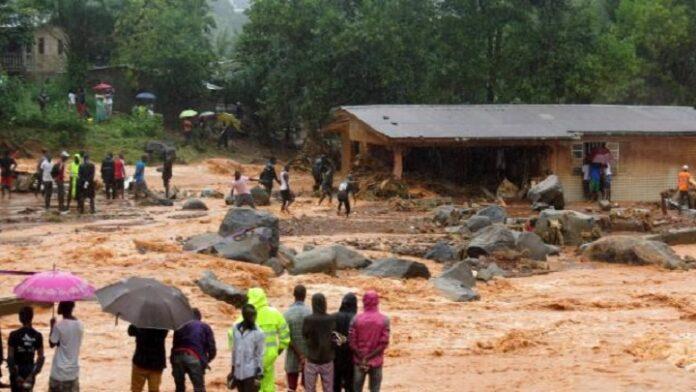 Cameroun : 07 morts et 50 disparus dans un glissement de terrain
