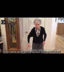 Une mamie de 90 ans danse pour Whitney Houston dans le Zapping Gentside