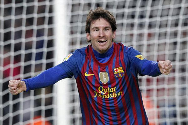 Messi, 200e match, 4 buts