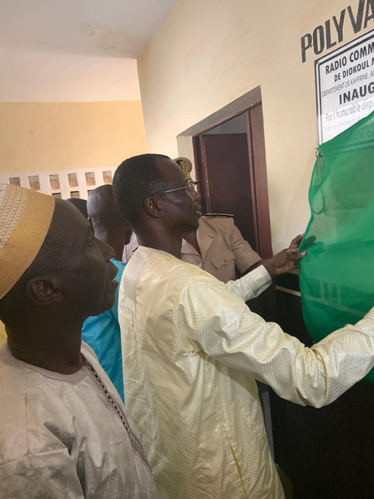 """Daouda Dia à Diokoul: """"Yaya Sow est un militant inconditionnel du Président Macky Sall """""""