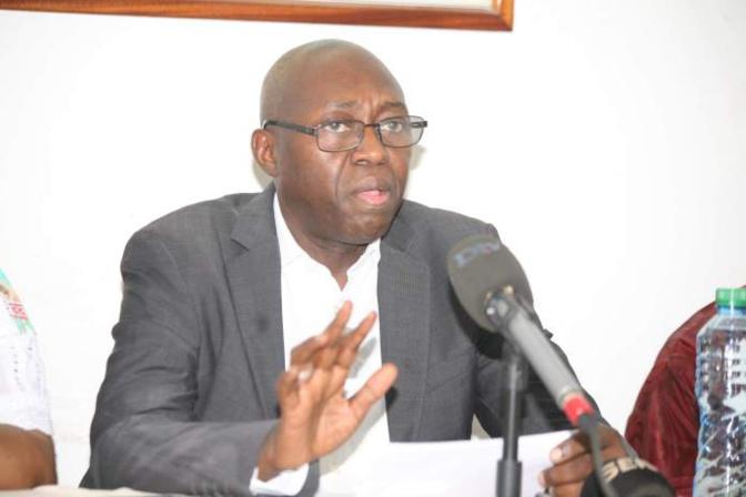 Mamadou Lamine Diallo, Mouvement Tekki :