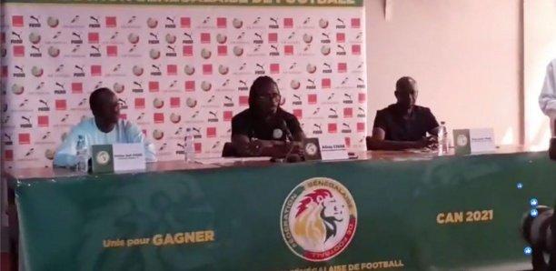 Éliminatoires Can-2021 : Diao Baldé zappé et 3 nouveaux joueurs convoqués