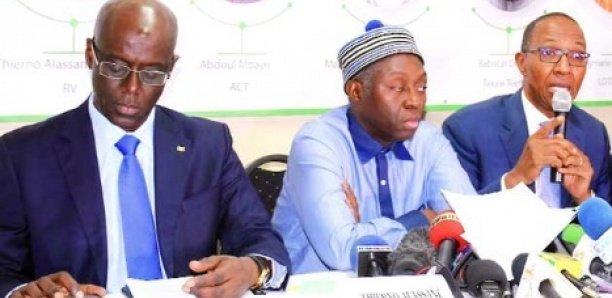 Affaire Petrotim : Abdoul Mbaye et compagnie demandent l'activation de la Crei