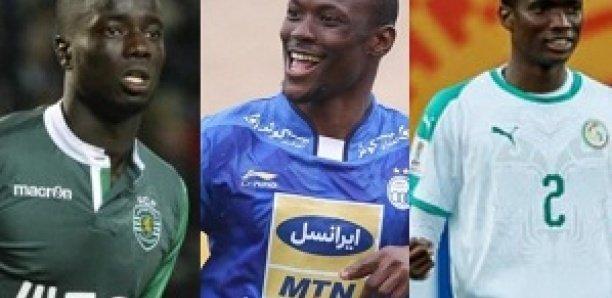 Naby Sarr, Moussa Ndiaye, Baba Thiam : Les ''bleus'' de la tanière