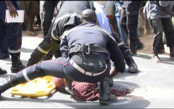 Sédhiou: Le chauffeur du véhicule qui a tué l'élève de 15 ans, était ivre