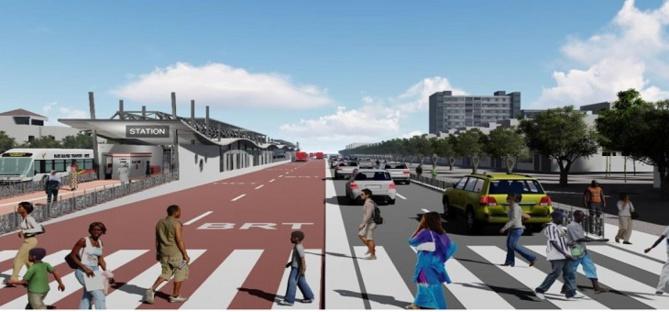 Sénégal -  La vérité sur le coût des infrastructures du BRT: Tout ce que vous ignorez !