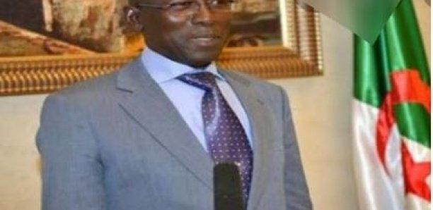 Nécrologie : l'ex ambassadeur du Sénégal en Algérie Papa Oumar Ndiaye, est décédé