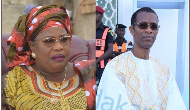 Nominations: Aminata Mbengue Ndiaye présidente du HCCT, Alioune Ndoye devient ministre de la Pêche