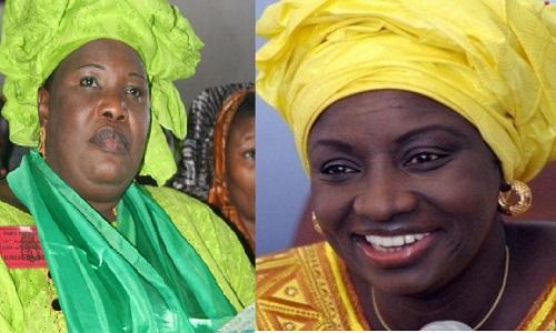 Aminata Touré adresse ses félicitations et salue le parcours de la nouvelle présidente du HCCT