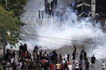 La CADHP condamne l'utilisation de la force contre les manifestants et appelle à la libération des personnes arbitrairement arrêtés