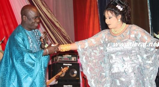 Mapénda Seck s'est encore marié