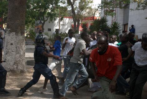 Aux urnes le 26 février pour sauver notre cher Sénégal du chaos!