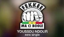 Mise au point de Youssou ndour