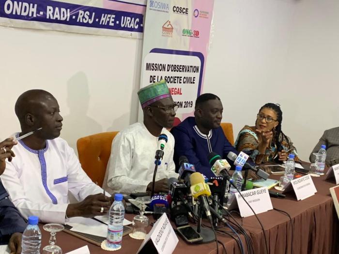 Sénégal: la Société civile exige la tenue des élections locales en juin 2020