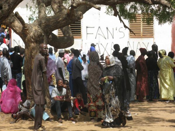 A Pikine, les cartes d'électeur sont achetés à 5000 F
