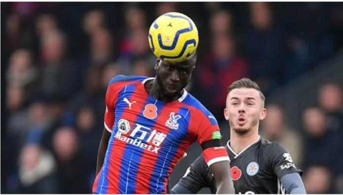 Crystal Palace : Cheikhou Kouyaté touché à la tête !