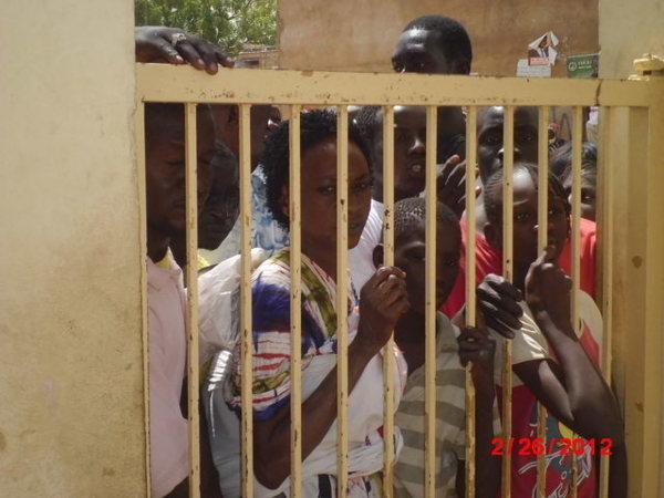 ( Photos ) Fraude à grande échelle à Thiès
