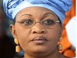 Réaction d'Aida Mbodji sur les premières tendances de la Présidentielle de 2012 et confirme une victoire du PDS à Bambey