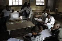 Forte affluence, discipline et détermination des électeurs