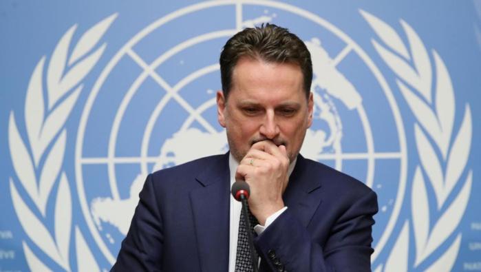 ONU: Accusé d'abus de pouvoir, le chargé des réfugiés palestiniens démissionne