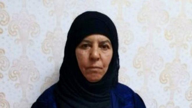 Al-Baghdadi: Sale temps pour la sœur de l'ex leader de l'Etat islamique