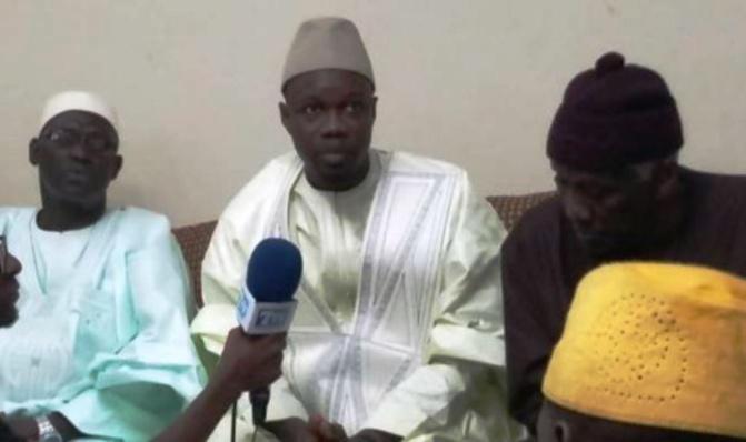 Ousmane Sonko: « Notre ambition présidentielle n'est pas une fixation pour nous, mais c'est une preuve de notre amour pour le pays »