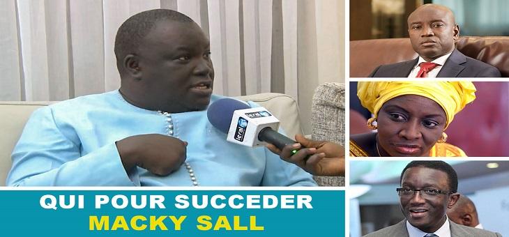 Polémique sur le remplaçant de Macky SALL - Birima: