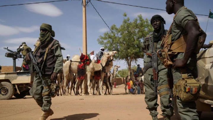 Mali: les militaires d'Anderamboukane quittent leur poste avancé