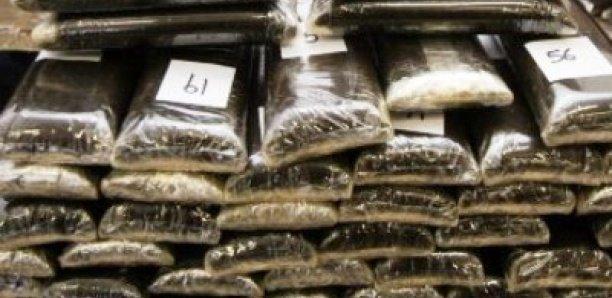 Cocaïne saisie en mer par la marine: les USA, l'Espagne, le Maroc et la Gambie, ont collaboré