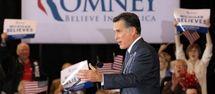 Primaires US : Romney se relance en gagnant dans l'Arizona et le Michigan