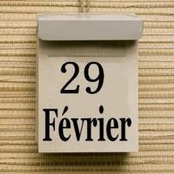 Natifs du 29 février: C'est l'anniversaire tous les 4 ans !