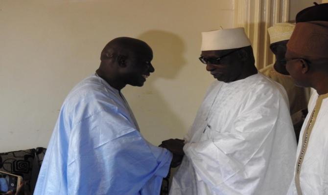 Serigne Babacar Sy Mansour: Idrissa Seck est le fils de Mame El hadji Malick Sy
