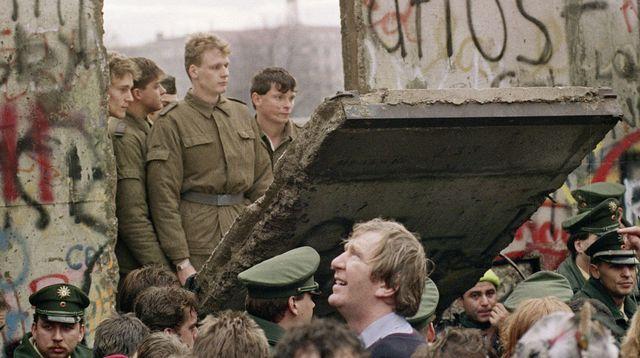 Samedi 9 novembre 2019: Il y a 30 ans, la chute du Mur de Berlin