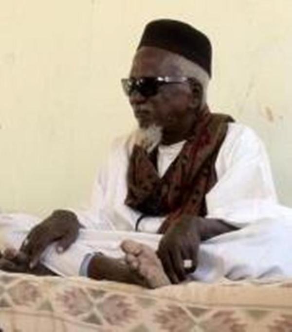 Photo Inédite de Serigne Cheikh Sidy Moukhtar  Mbacké