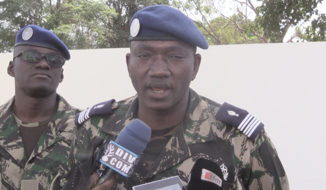 Gamou 2019: La gendarmerie a contrôlé 137 personnes et arrêté 2 individus