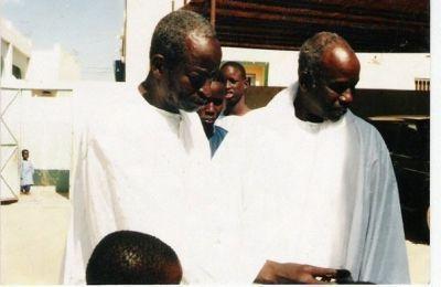 [ PHOTOS - VIDEO ] Le Khalife de Serigne Saliou Mbacké, Serigne Cheikh Saliou, un éducateur hors pair
