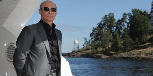 Russie: La fortune cachée de Poutine