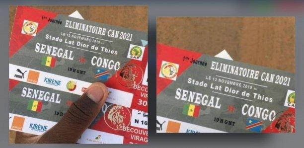Sénégal-Congo: quand la Fédération Sénégalaise de Football confond Congo Brazzaville et RD Congo